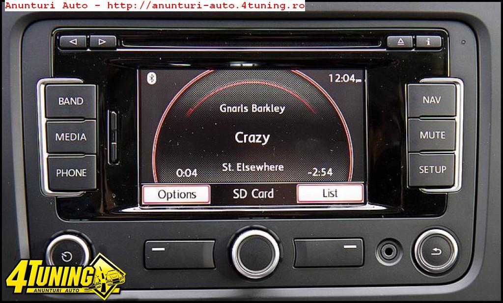 Fonkelnieuw Navigatie Originala VW Rns 315 Led 2013 ,Bluetooth ,Telefon KT-27