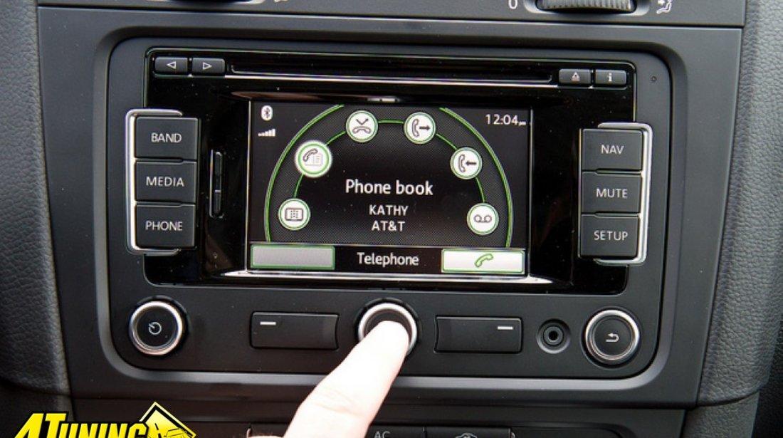 Wonderbaar Navigatie Originala VW Rns 315 Led 2013 ,Bluetooth ,Telefon HC-67