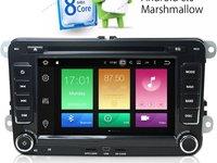NAVIGATIE PASSAT B7 VW Android 6.0 2GB RAM NAVD-P7500