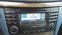 Navigatie radio cd mercedes e class w211 / cls w21...