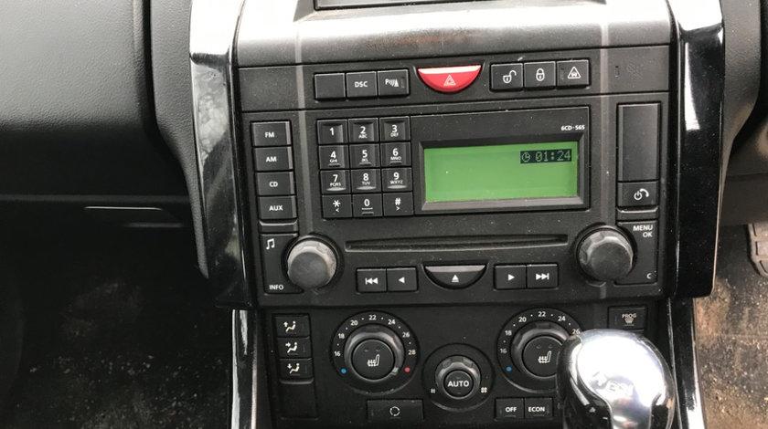 Navigatie Range Rover Sport 2008