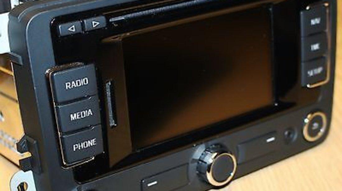 Wonderbaarlijk Navigatie RNS 315 Skoda Amundsen+ Mp3 cu Bluetooth + harta PP-85