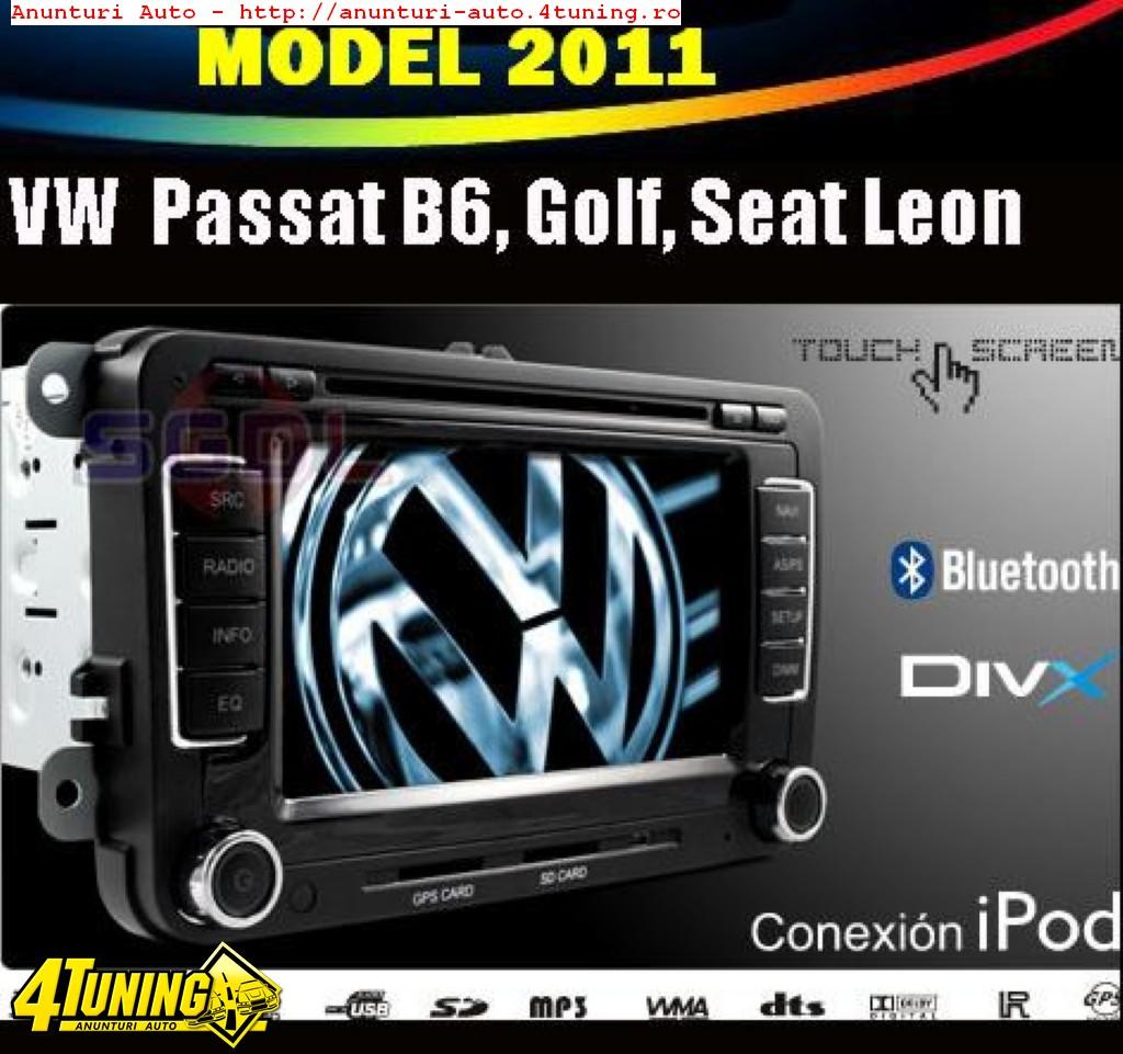 Navigatie Rns 510 Witson Dedicata Vw POLO Afisaj Climatronic Senzori Oem Dvd Gps Car Kit Usb Divx
