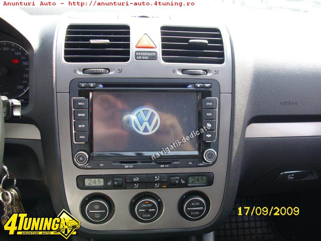 navigatie rns510 dedicata vw golf 5 golf 6 dvd gps pip hd internet 27976. Black Bedroom Furniture Sets. Home Design Ideas