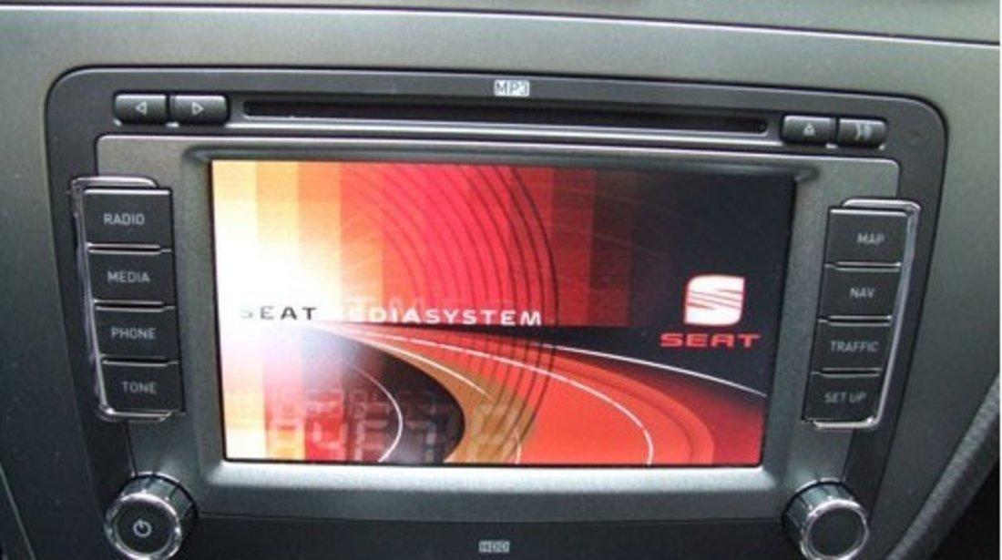 Navigatie rns510 Seat cupra vw skoda hd nav dvd