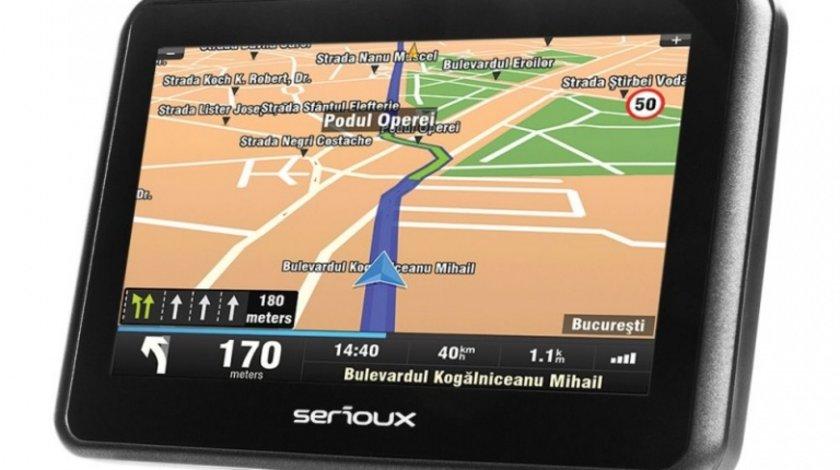 """Navigatie Serioux Urban Pilot 4.3"""" UPQ430"""