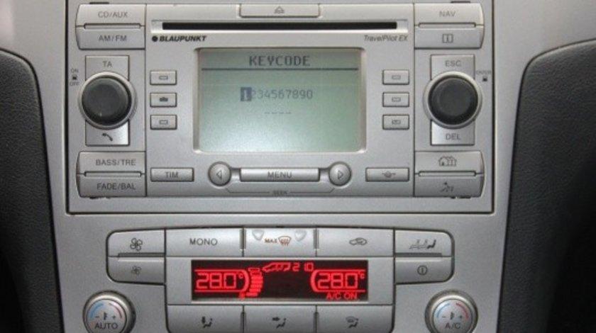 Navigatie / sistem multimediaFord Galaxy 2006-2010