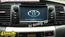 Navigatie TOYOTA COROLLA E120 2002-2006 Dvd Gps Ca...
