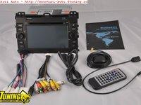 Navigatie TOYOTA LAND CRUISER DVD GPS USB TV NAVD-D8129T