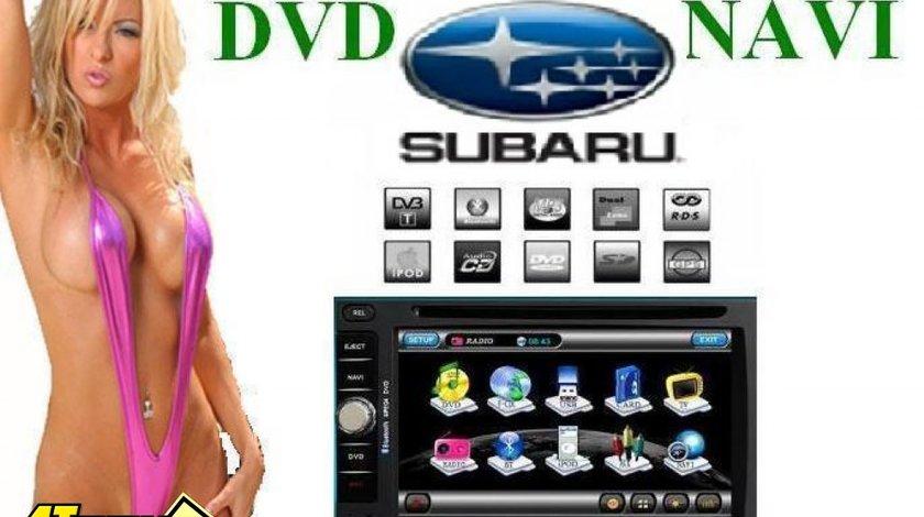 Navigatie Tti 6903 DEDICAT SUBARU IMPREZA Tv Tuner Dvd Gps Car Kit Usb Divx Pip