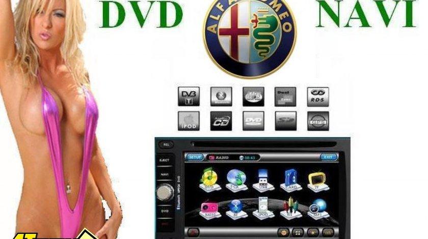 Navigatie Tti 6903 Dedicata Alfa Romeo MITO Dvd Gps Car Kit Tv Usb Divx