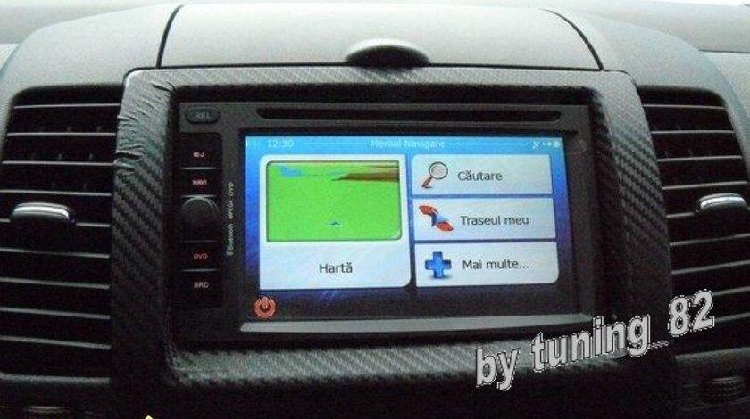 Navigatie TTI-6903i Dedicata Mercedes Ml W163 Internet 3g Wifi Gps Dvd Carkit PANOU DETASABIL ANTIFURT Model 2012