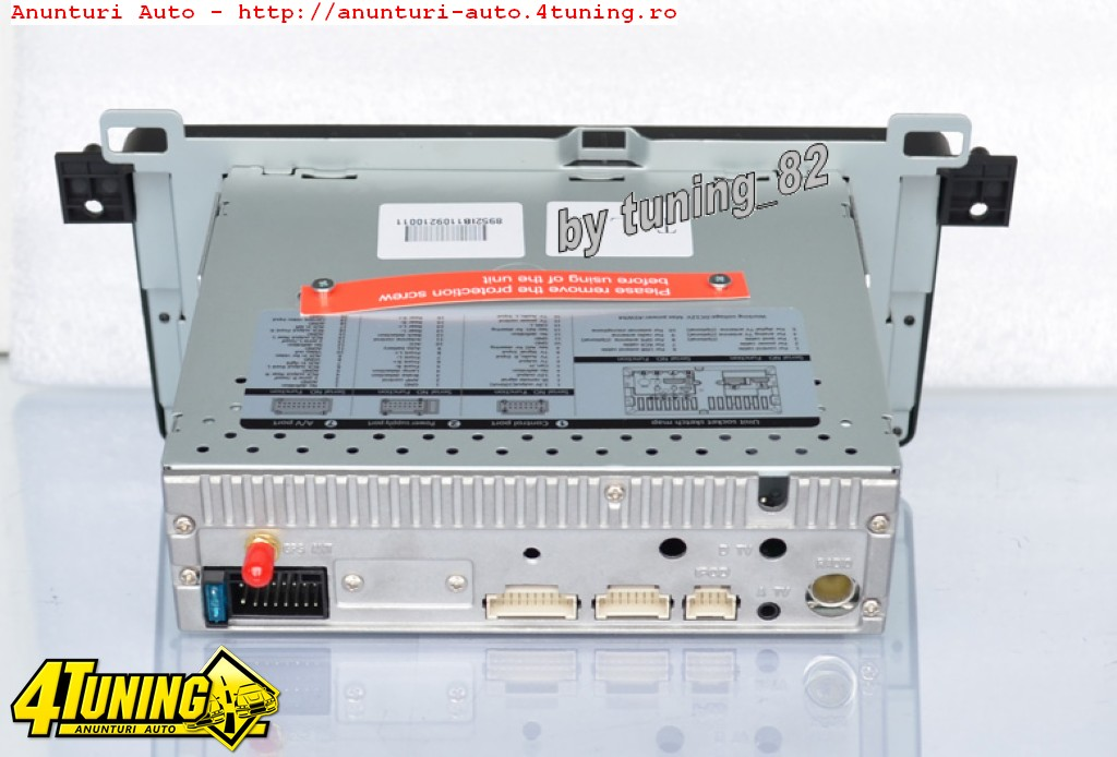 Navigatie TTi-8952i Dedicata Bmw M3 1998 2006 INTERNET 3G WIFI Butoane Cauciucate Oem Dvd Gps TV CarKit Picture In Picture MODEL 2012