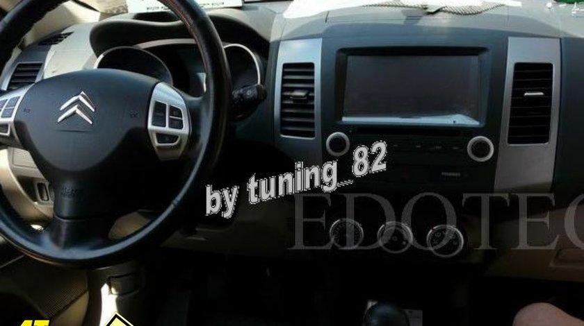 Navigatie Tti 8956 Dedicata CITROEN C CROSSER 2008 2011 Dvd Divx Tv Gps Car Kit Usb Pip