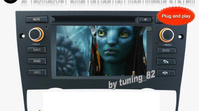 Navigatie TTi 8995 Dedicata Bmw Seria 3 E90 Clima Automata Internet 3g Wifi Gps Dvd Carkit Model 2012