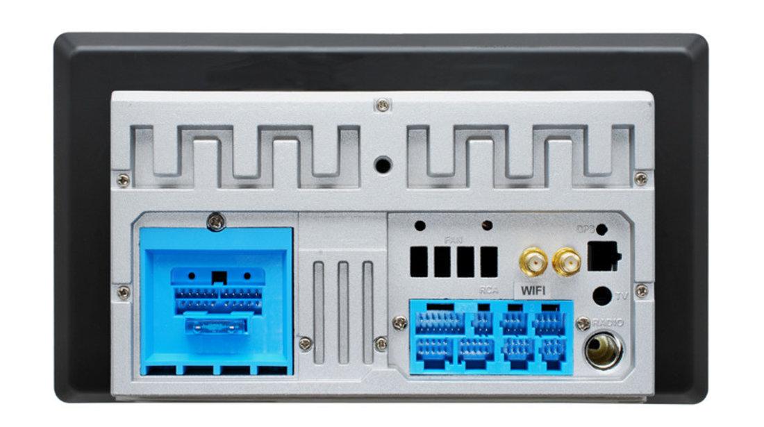 NAVIGATIE UNIVERSALA 2DIN ANDROID ECRAN ECRAN CARPAD 10.1INCH CAPACITIV 16 GB WIFI MACROM M-AN1000
