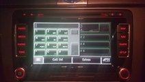 Navigatie VW Golf 6 Plus 1t0035680f