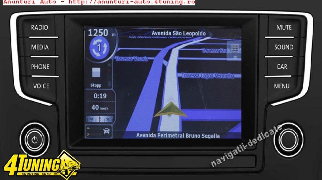 Verrassend Navigatie VW GOLF 7 2013 #235416 XL-62