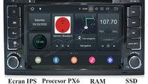 NAVIGATIE VW Touareg MULTIVAN Android 8 4GB RAM OC...