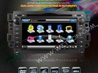 NAVIGATIE WITSON DEDICATA Chevrolet Aveo Epica Captiva Kalos Lacetti Spark INTERNET 3G WIFI GPS DVD TV CARKIT MODEL 2012