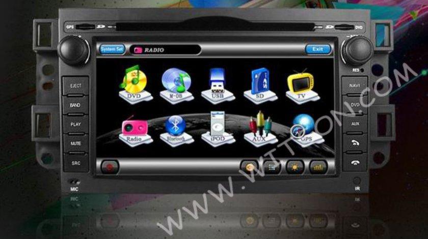 Navigatie Witson Dedicata Chevrolet Spark Internet 3g Wifi Gps Dvd Carkit Model 2012