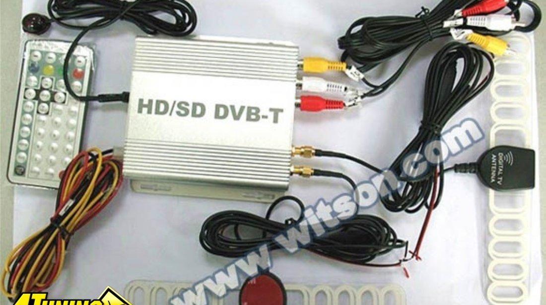 NAVIGATIE WITSON DEDICATA MERCEDES C CLASS W 204 2007 2011 GPS TV DVD CARKIT MODEL 2013