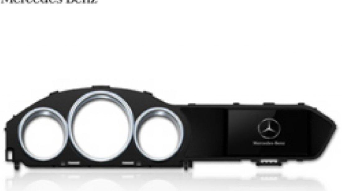 Navigatie Witson Dedicata Mercedes C Class W 204 2011 2012 Gps Tv Dvd Carkit Model 2012