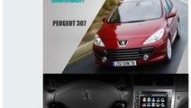 NAVIGATIE WITSON DEDICATA PEUGEOT 307 DVD GPS TV C...