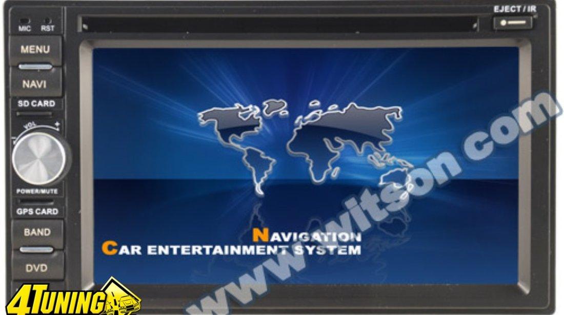 Navigatie Witson Dvd Auto Dacia DUSTER Gps Carkit Usb Tv Model 2013