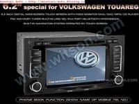 NAVIGATIE WITSON VW TOUAREG INTERNET 3G DVD GPS CAR KIT TV USB SD MODEL 2012
