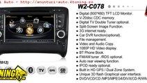 NAVIGATIE WITSON W2 C078 DEDICATA AUDI TT PLATFORM...
