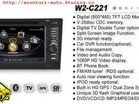 NAVIGATIE WITSON W2 C221 DEDICATA AUDI A8 S8 1994 - 2002 PLATFORMA S100 PROCESOR DUAL CORE A8 1GHZ 512 DDR 2 DVD GPS TV DVR CARKIT PRELUARE AGENDA TELEFONICA