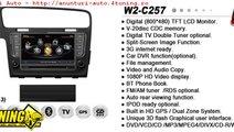 NAVIGATIE WITSON W2 C257 DEDICATA VOLKSWAGEN GOLF ...