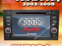 NAVIGATIE WITSON W2-D9764A DEDICATA AUDI A4 SEAT EXEO PLATFORMA S60 INTERNET 3G WIFI GPS DVD CARKIT TV MICROFON EXTERN CARKIT CADOU !