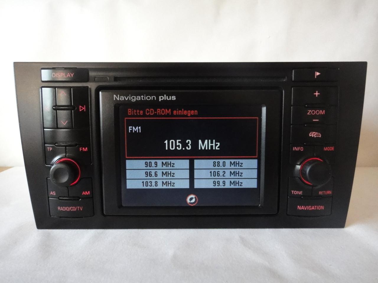 Navigation Plus OEM Audi A6 Allroad A4 A8 A3
