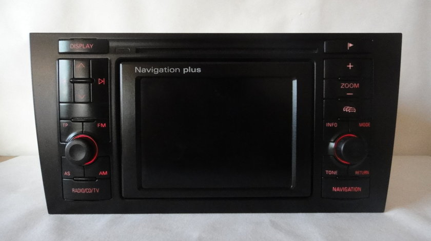Navigation Plus OEM Audi A6 Allroad A4 A8 A3