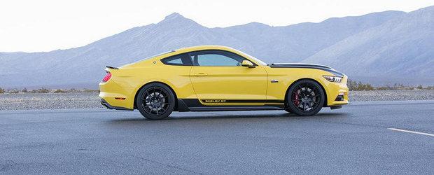 Nebunia continua: Shelby anunta noul GT, cu peste 627 CP sub capota
