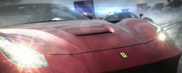 Need for Speed Rivals: Primul video cu viitorul joc din seria NFS este AICI!