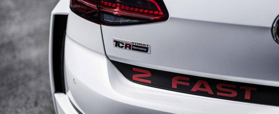 Nemtii au facut-o LATA: Noua masina are 360 CP pe puntea fata!