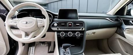 Nemtii au inlemnit cand au vazut masina asta. Are interior de lux, dezvolta 370 CP si concureaza cu Seria 3. FOTO