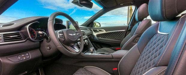 Nemtii au intrat in panica la vederea acestor imagini. Noul rival pentru Audi A4, BMW Seria 3 si Mercedes C-Class debuteaza oficial