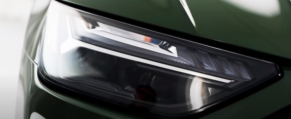 Nemtii au lansat o noua masina pe piata din Romania. Singura motorizare oferita e un diesel cu patru cilindri in linie