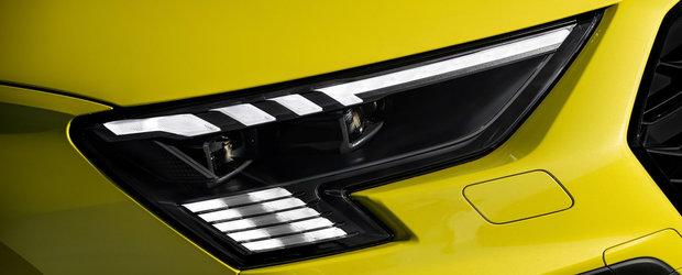 Nemtii au lansat o noua masina pe piata din Romania. Are 310 CP sub capota si 4x4 in standard!