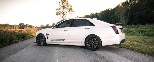 Nemtii au modificat cea mai puternica masina din clasa lui BMW M5. Rezultatele vorbesc de la sine