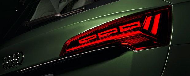 Nemtii au publicat acum primele imagini. Fa cunostinta cu noul Audi Q5 facelift