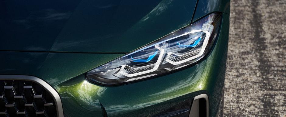 Nemtii au publicat acum primele imagini si detalii oficiale: noua masina sport de la BMW are motor diesel de 340 CP si 700 Nm!