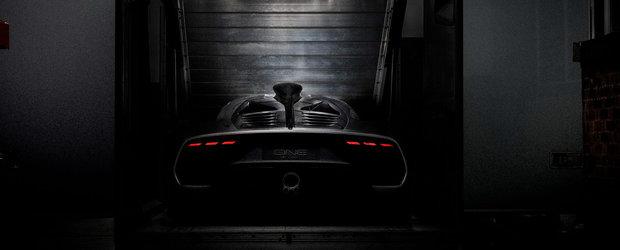 Nemtii au publicat prima imagine a masinii cu motor de 1.6 litri si 1.000 CP. Lansarea oficiala are loc chiar maine!
