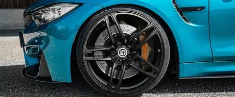 Nemtii au scos un BMW de 680 CP care sa se bata cu masinile de la Ferrari si Lamborghini. FOTO