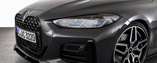 Nemtii au terminat de tunat BMW-ul cu cea mai urata grila din lume