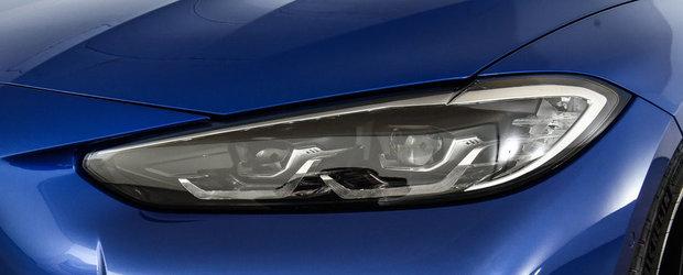 Nemtii au terminat de tunat BMW-ul cu cea mai urata grila din lume. Galerie foto completa
